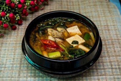 Zupa - zioła w kuchni