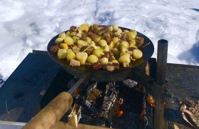 Pyttipanna - skandynawskie danie